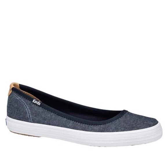 Keds Shoes | Nib Bryn Ballerina Flats